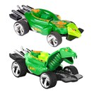 Hot Wheels Tuboa motorised vehicle with striking  action, lights, music and sound FX. 3 x AAA  batteries included.  Age 3+.