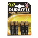 Duracell Plus AA - 4Pck