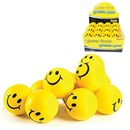 Squeezy Stress Ball with Smiley Faces. Age 3+