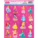 15cm x 20cm Sheet of shaped Stickers with Disney Princess Characters. Great for applying to school books, craft projects and much much more. Age 3+
