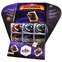 Navir Space Wonder Gyroscope Assorted Colors
