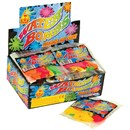 Bag of 15 neon water bombs.  Display box of 72.  Age 3+.