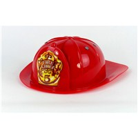 New style fire chief helmet with front logo and  back peak.