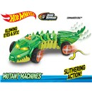 Press the button on the Commander Croc's head and  watch as he slithers away. Also features great  sounds and music! Requires 3 x AAA Batteries  (Included). 31cm Length. Age 3+