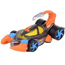 Hot Wheels Scorpedo motorised vehicle with tail  striking action, lights, music and soundFX. Open  boxed with 'Try Me' function.  Requires 3 x AAA  batteries (included).  Age 3+.