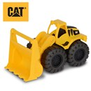 "Freewheeling 10"" Cat wheel loader with aggressive  Cat styling.  Great for indoor or outdoor play.  Age 2+."