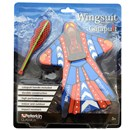 Catapult with  design. Includes Catapult. Durable  construction with high performance indoor and  outdoor. 21cm x 16cm. Age 3+