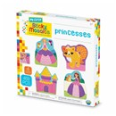 ***NEW FOR 2019***Follow the simple colour coding system to apply the self adhesive shaped foam tiles and create beautiful princess mosaics. Set includes 4 designs to decorate, with 461 sticky tiles. 3yrs+