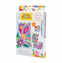 ***NEW FOR 2019***Mosaic by numbers! Follow the easy number coding system to apply the self adhesive shaped foam tiles to the template and create beautiful flower mosaic's. Set includes 3 designs to decorate, with 624 sticky tiles. 5yrs+