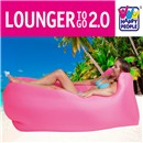 Lounger to Go Air Cushion pink