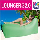 Lounger to Go Air Cushion green