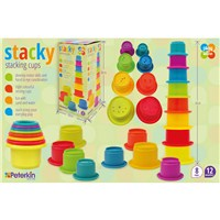 stacky stacking cups