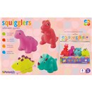 squigglers dino softie water squirters