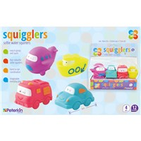 squigglers vehicle softie water squirters