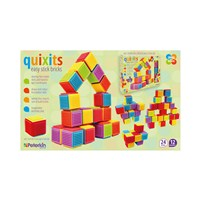 quixits easy stick bricks